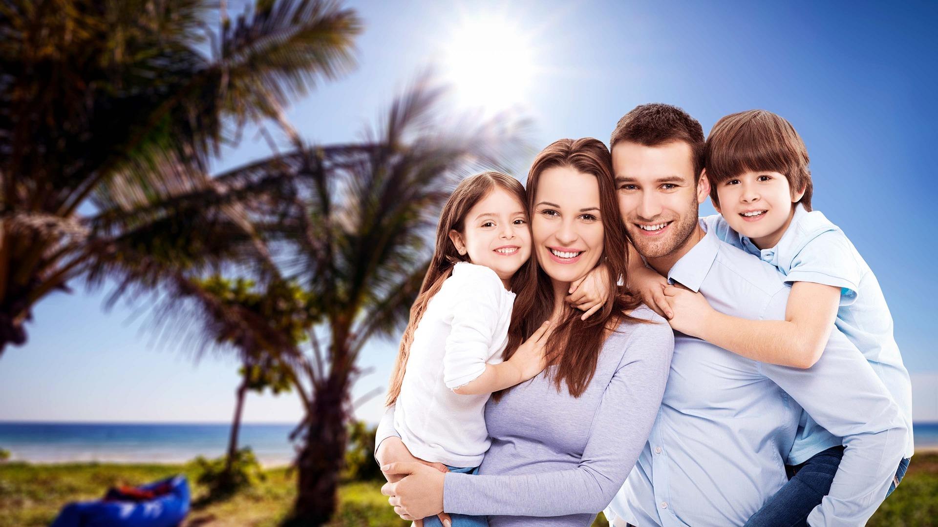 gezin, kinderen, opvoeding