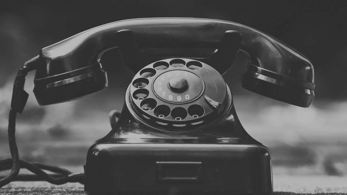 Mijn ex belt wel 20 keer per dag